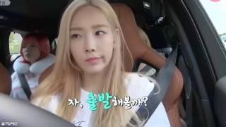 운전마저도 귀여운 소녀시대 태연 모음 (탱구탱구해)