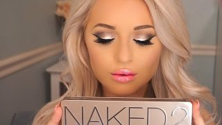 getlinkyoutube.com-Urban Decay Naked 2 Palette Makeup Tutorial