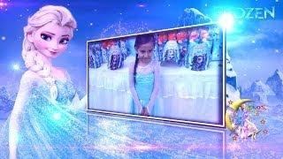 """getlinkyoutube.com-Show de frozen """"Vídeo Invitación"""" para fiestas infantiles (Cochabamba - Bolivia)"""