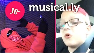 getlinkyoutube.com-MOST CRINGY KIDS ON MUSICAL.LY REACTION