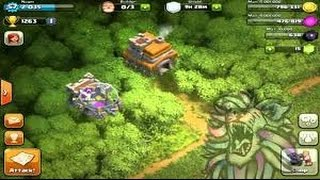 getlinkyoutube.com-BASE WAR Terkuat Town Hall 8 (Th8)coba saja COC