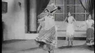 getlinkyoutube.com-Chali Re Chali Re Gori - Kumkum & Kishore Kumar - Mr X In Bombay