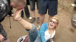 getlinkyoutube.com-Download Festival 2008, Lick my toes for beer!