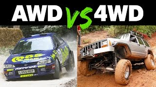 getlinkyoutube.com-The Differences Between AWD and 4WD
