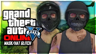 "getlinkyoutube.com-GTA 5 Online - Wear Any ""Mask/Helmet/Hat"" At Same Time Glitch! 1.31 (GTA 5)"
