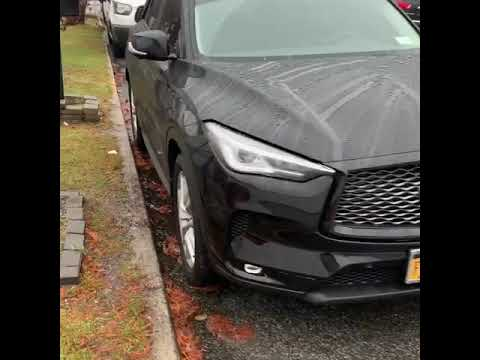 The very 1st 2019 qx50 led sequential mirrors