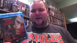 Jean Claude Van Damme 5 Movie Collection Blu-ray Review From Mill Creek