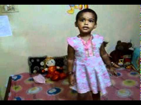 Amma inge vaa vaa Riya Tamil Rhymes