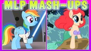 getlinkyoutube.com-My Little Pony | Best MLP Character Mashups!