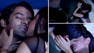 getlinkyoutube.com-Arnav & Khushi's LOVE MAKING SCENE in Iss Pyaar Ko Kya Naam Doon 21st September 2012