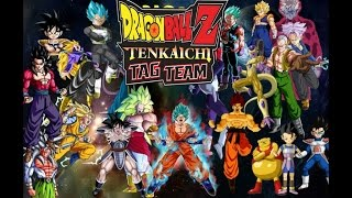 getlinkyoutube.com-Dragon Ball Z Tenkaichi Tag Team Mod Blast V1.6 by Batu TH