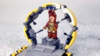 getlinkyoutube.com-레고 아이언맨 갠트리머신 스톱모션(Lego iron man gantry machine Stop Motion)