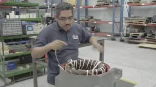 Electric Motor Rewinding and Rebuilding Tutorial - Global Electronic Services