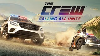 The Crew - Calling All Units Announcement Trailer