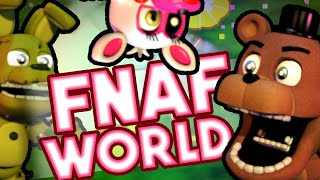getlinkyoutube.com-FNAF World | FIVE NIGHTS AT FREDDY'S CUTE EDITION!!