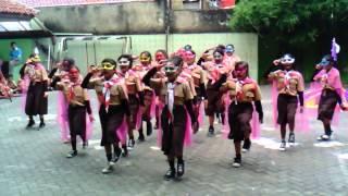 getlinkyoutube.com-Yel Yel Pramuka Regu MAWAR SDN 02 PG CC