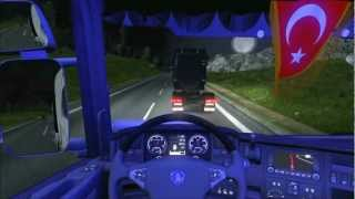 getlinkyoutube.com-Euro Truck Simulator Scania Sefer 1