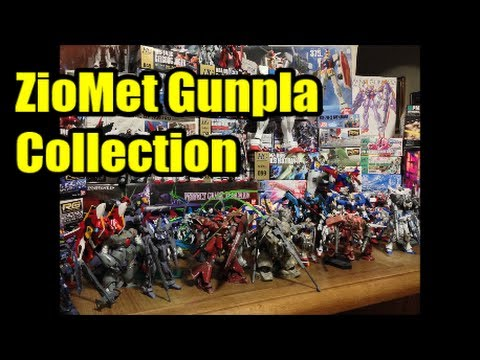ZioMet Gunpla Collection