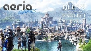 getlinkyoutube.com-Bless Online English Version is Coming to NA and EU by Aeria Games