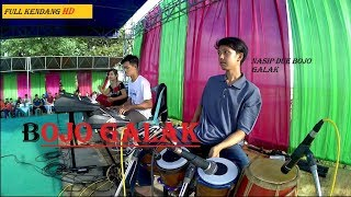 Bojo galak(Via Vallen ) cover oktavia(HD) by nanda kendang  & kuntex entertainment