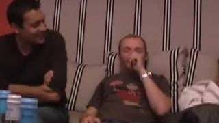 getlinkyoutube.com-Simon Pegg (Big Nothing) interview - Sex scenes & Tom Cruise