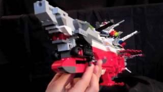 getlinkyoutube.com-LEGO YAMATO レゴ ヤマト