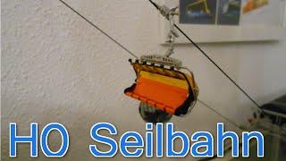 getlinkyoutube.com-H0 Seilbahn [JC]