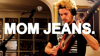 "Mom Jeans. - ""Danger Can't"" Live at Little Elephant (2/3)"