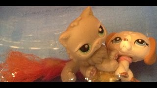 LPS Mermaids Forever (Episode #3: Bad News and Evil Crews) **