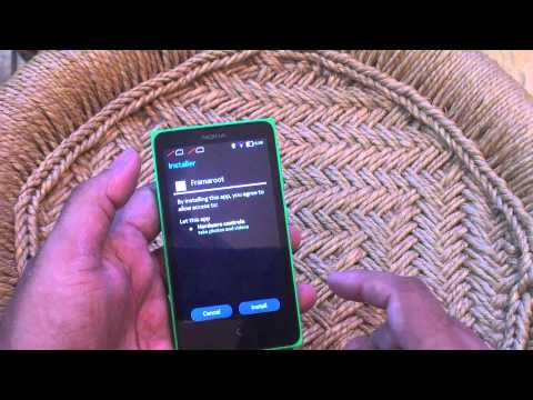 How to Root the Nokia X