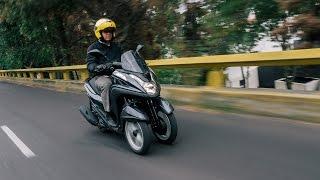 getlinkyoutube.com-Yamaha Tricity 2015 a prueba   Autocosmos