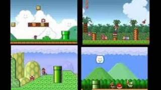 getlinkyoutube.com-Super Mario All Stars Review- Wii