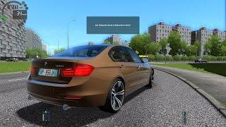 getlinkyoutube.com-City Car Driving 1.5.2 BMW 335i F30 xDrive TrackIR 4 Pro [1080P]