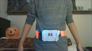 getlinkyoutube.com-Lego Kamen Rider Ghost Belt Remade ( LAST LEGO VIDEO )