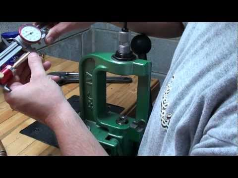 Part 2 Basic Reloading of a Rifle Cartridge (223 Remington)