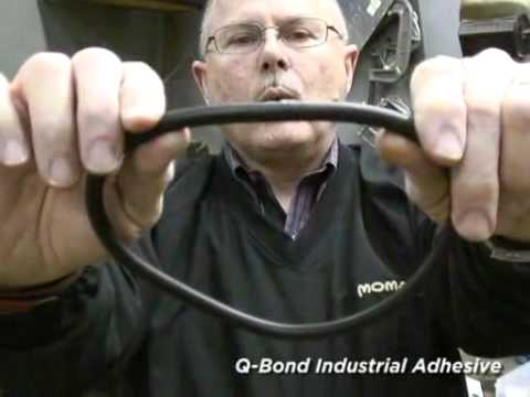 Q-Bond, the fastest bonding, strongest adhesive available today [Handyman Demos]