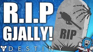 getlinkyoutube.com-Destiny: Giving The Gjally One Last Go :( RIP Gjallarhorn - Live Solo Nightfall