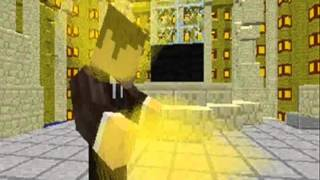 getlinkyoutube.com-Minecraft 10th Doctor regeneration - Doctor Who