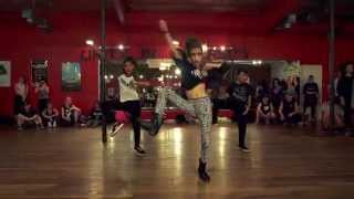 getlinkyoutube.com-Tinashe & Charli XCX - Drop That Kitty - Choreography by Nika Kljun