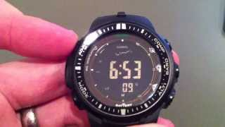 getlinkyoutube.com-Casio Protrek PRW-3000-1A Watch