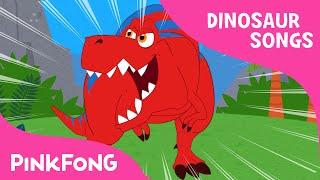 getlinkyoutube.com-Dinosaur Song for Kids | Nursery Rhymes | Dinosaur Songs | PINKFONG Songs for Children