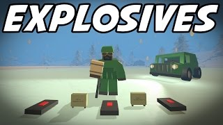 getlinkyoutube.com-UNTURNED - Claymore! C4! Land-mine! (Gameplay Playthrough 1080p)