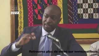 Le ministre Mahamadou Camara fait le point de la gestion de la crise sanitaire à virus ebola au Mali