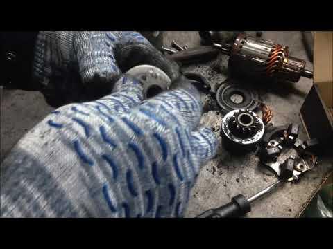 Ремонт стартера Мерседес Спринтер 515