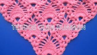 getlinkyoutube.com-chal tejido a crochet  video 1