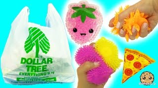 getlinkyoutube.com-Squishy Aliens, DIY Christmas Crafts, Mermaid Dolls, Scented Markers + More - Dollar Tree Haul