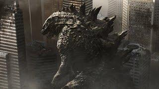 Godzilla 2014 - Movie CLIPS width=