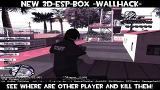 [SAMP 0.3z] - New 3D-ESP-BOX -WALLHACK- NoBan [Download Link] 2014 ● Axpi
