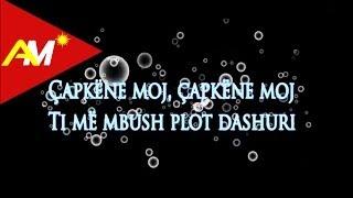 Andi Shkoza   Capkene (Official Lyrics Video)