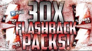getlinkyoutube.com-BIGGEST FLASHBACK OPENING EVER! 30x FLASHBACK PACKS! Madden Mobile